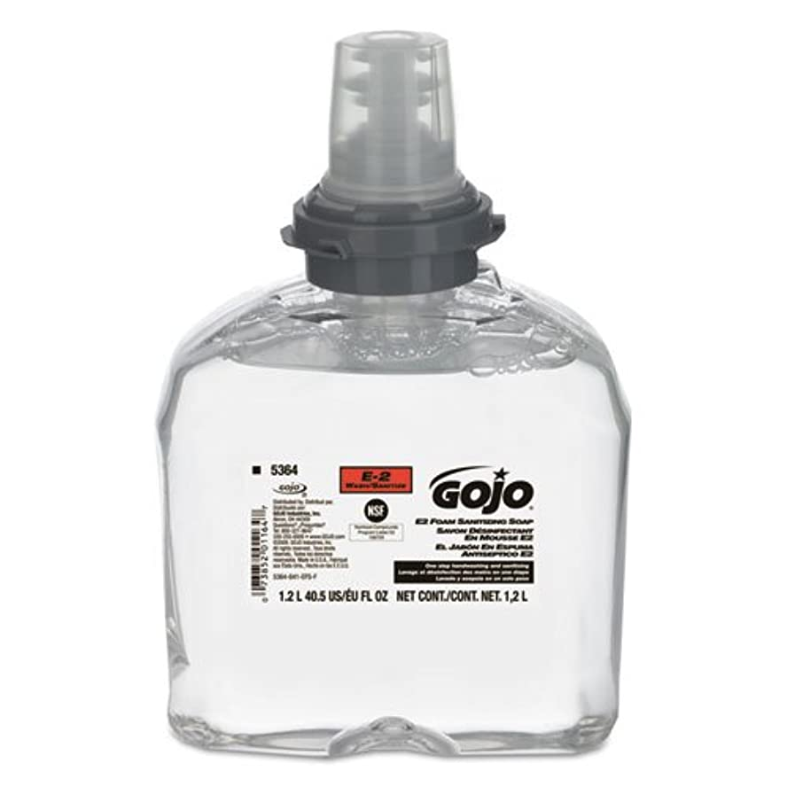 バージンチャネル才能goj536402?–?e2フォームSanitizing Soap、1200?mlリフィル