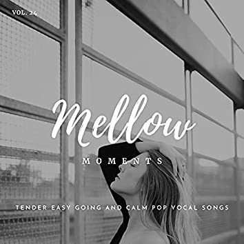 Mellow Moments - Tender Easy Going And Calm Pop Vocal Songs, Vol. 24
