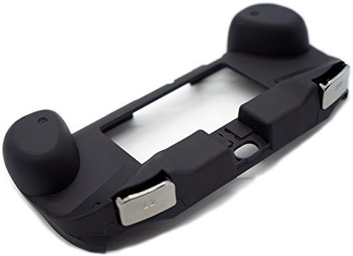 Actualización L2 R2 Gatillo Grips Soporte de la manija del juego Joypad Soporte para Playstation PS Vita 2000 PSV 2000 (negro)
