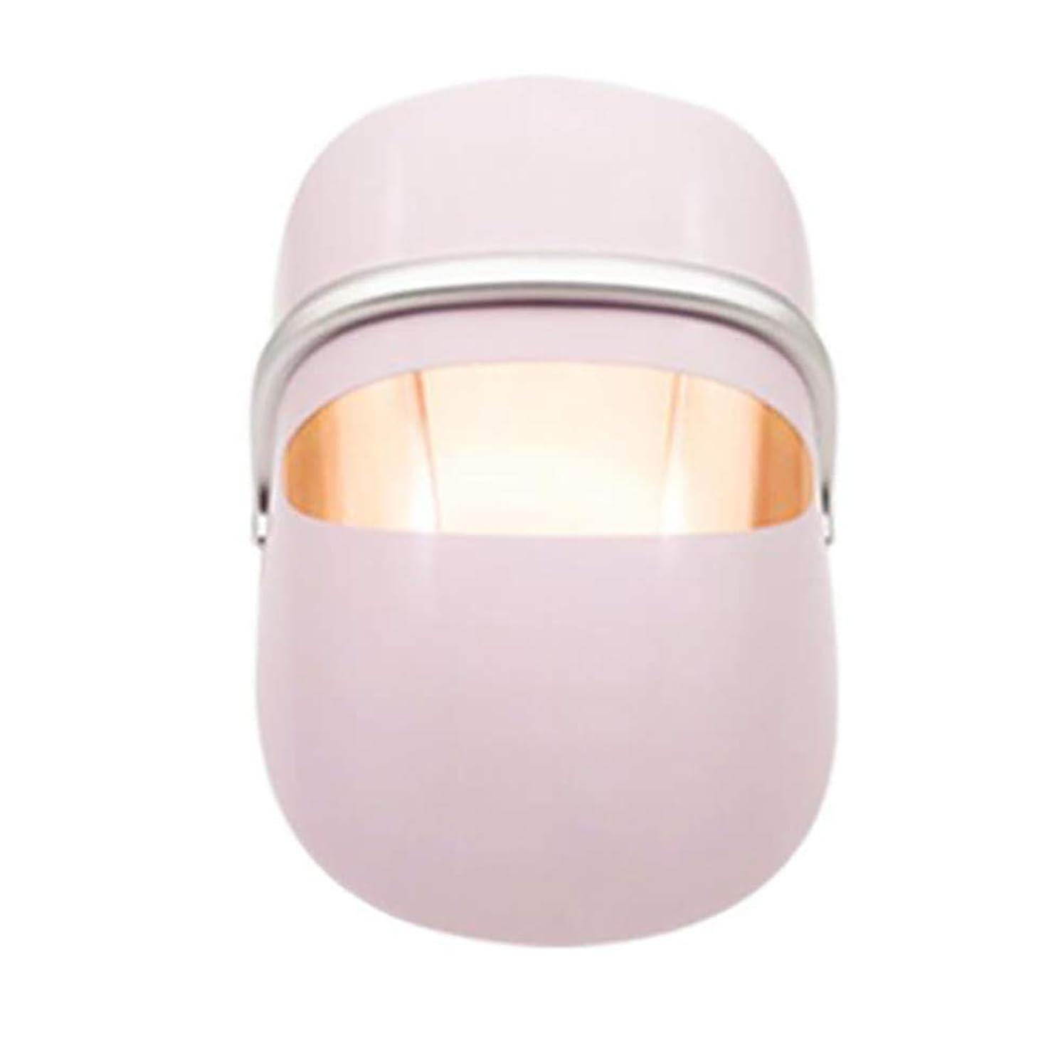 バイオレットケージクリークLEDの顔のマスクの皮の若返りのしわの取り外しの反老化のマスク療法ライト多機能の美機械
