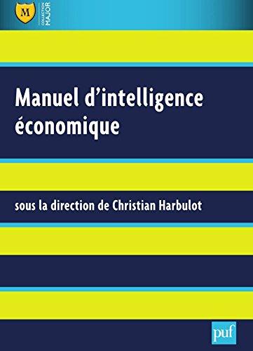 Manuel Dintelligence Economique Christian Harbulot Ebook