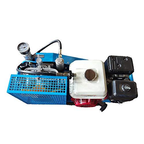 TUXING 300Bar de alta presión compresor de buceo gasolina impulsión para buceo respiración Snorkeling deporte...