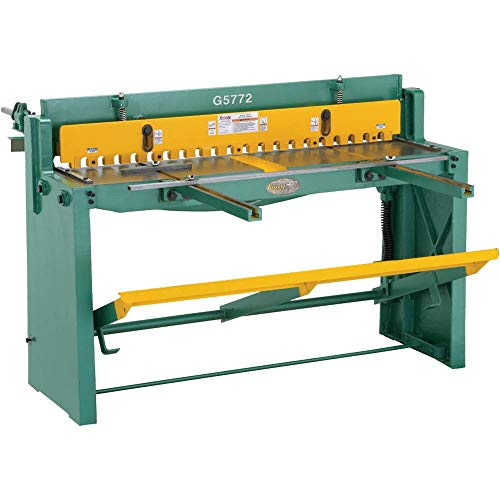 Buy Discount Grizzly Industrial G5772-52 Sheet Metal Shear