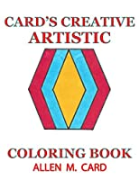 Card's Creative Artistic Coloring Book