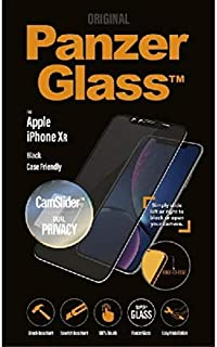 Panzer Glass Cam Slider Screen Protector for iPhone XR Smartphones