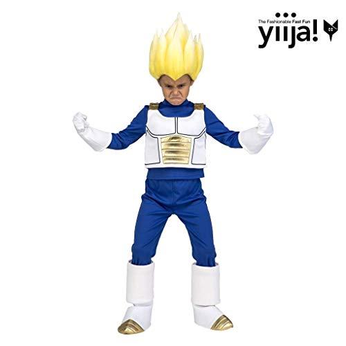 My Other Me Me saiyan vegeta Dragon Ball costume, Multicolore (231325)