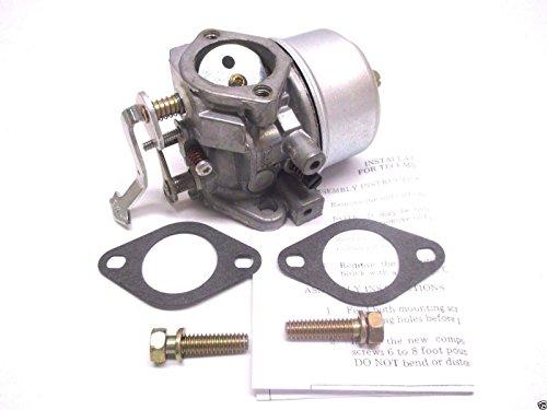 Tecumseh 631304B Lawn & Garden Equipment Engine Carburetor Genuine Original Equipment Manufacturer (OEM) Part