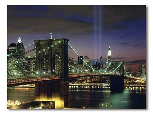 Cuadro Decoratt: New York City - Fotografia - Color 48x35cm. Cuadro de impresión directa.
