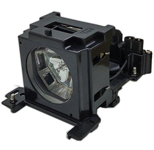Supermait DT00751 Ersatz Projektor Lampe mit Gehäuse für HITACHI CP-X260 / CP-X265 / CP-X267 / CP-X268A / HX-3180 / HX-3188 / PJ-658 / CP-X268 (MEHRWEG)