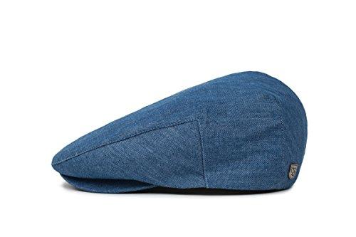 BRIXTON Hooligan Snap Cap, Blue Chambray, XS