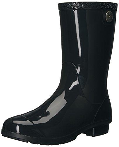 UGG Schuhe - Gummistiefel SIENNA 1014452 - black, Schwarz, 36 EU