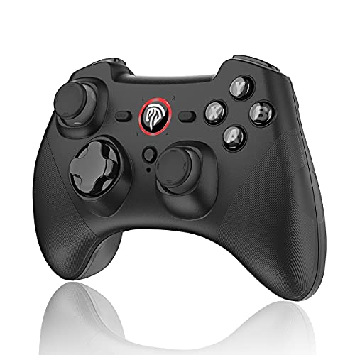 EasySMX PS3 Controller, 2.4G Wireless Comtroller, Gamepad, Dual Shock, Turbo für PS3 / PC/Android TV oder TV-Box