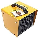 Master eléctrico calefactor B 3PTC 1,5–3KW, 230V, 258M³/h