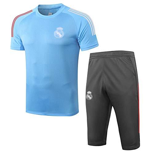 HM1 New Spring and Summer Men's Fútbol de Fútbol Uniforme Gift Soccer Club Training Fan Sports Jersey Traje.-A_Grande