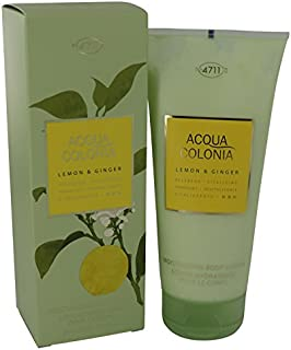 acqua colonia lemon and ginger