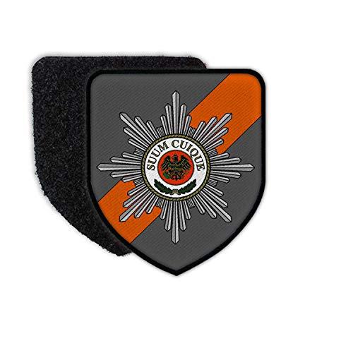 Copytec Patch Kommando Feldjäger KdoFJgBw Feldjägertruppe Bundeswehr #34124