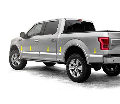 Tyger Auto Made in USA! Compatible with 2015-2020 Ford F150 Crew Cab 6.5' Bed...