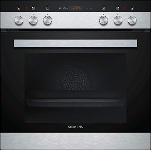 Siemens iQ100 HE113FBS2 - Horno (Medio, Horno eléctrico, 66 L, 66 L, 50-275 °C, 275 °C)