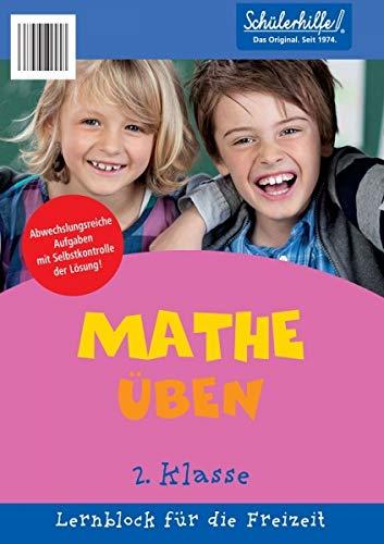 Lernblock Mathe üben 2.Klasse - Schülerhilfe!