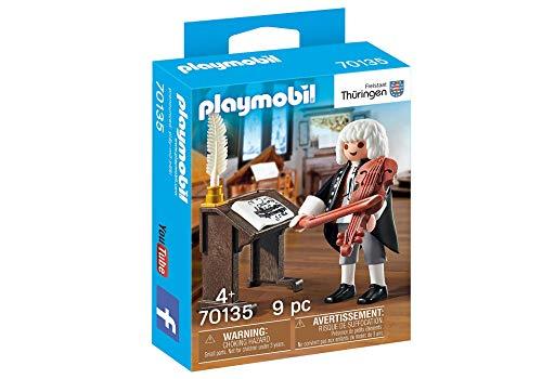 Playmobil 70135 Johann Sebastian Bach: Exclusivo