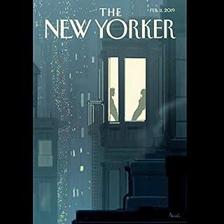 The New Yorker, February 11th 2019 (Carrie Battan, Ian Parker, Margaret Talbot) Titelbild