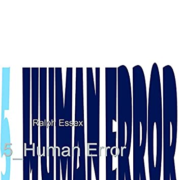 5_Human Error