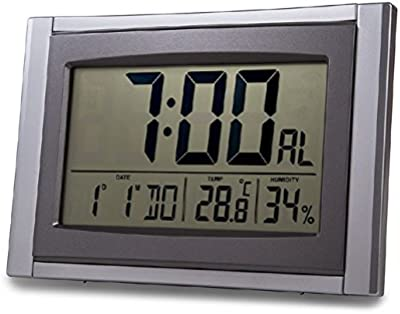 Timemark Reloj, plastico, Gris, Talla única