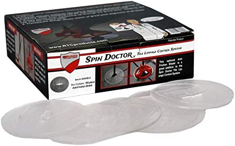 spin doctor clear view shield