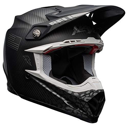 Bell Moto-9 Flex Dirt Helmet (Slayco Matte/Gloss Black/Gray - Small)
