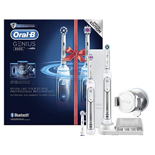 Oral-B Genius 8900 - Cepillo de...