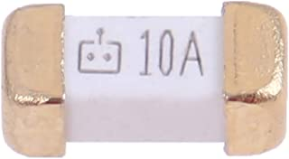 10PCS Gold foot 1808 125v 0451 SMD fast blow ultra-rapid fuses 1a to 10A