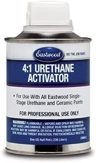 Eastwood Urethane Activator for 4:1 Ceramic Engine Wheel Paints Underhood Chassis Black