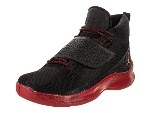 Nike 881571 002 Jordan Super.Fly 5 PO Basketballschuhe Schwarz|43