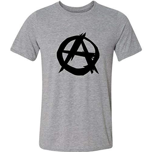 Camiseta Anarquia Anarquista Estado Capitalismo Política