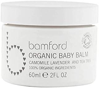 [Bamford ] バンフォードオーガニックベビークリーム60グラム - Bamford Organic Baby Balm 60g [並行輸入品]