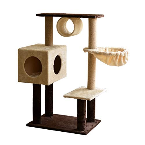 Hexiao Cat climbing frame cat scratch board cat rice toy cat litter xiao1230