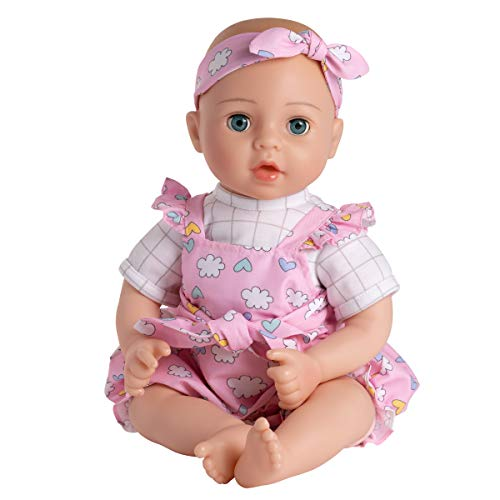 Adora Interactive Baby Doll with Voice Recorder - Wrapped in Love - Precious Baby (22022)