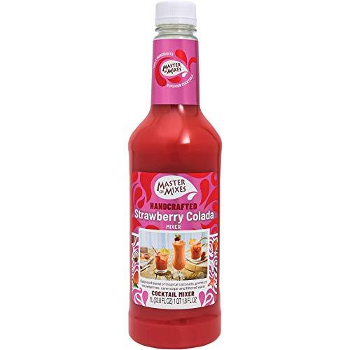 Master of Mixes Strawberry Colada Mixer...