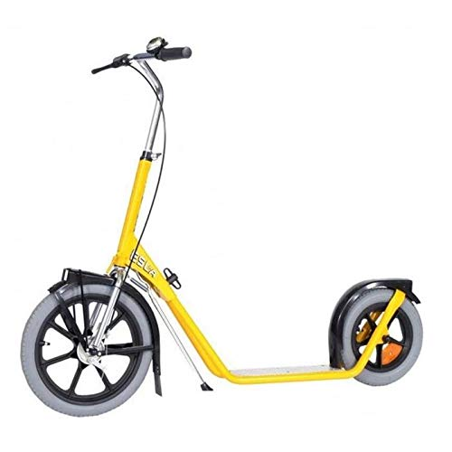 ESLA Trottinette Footbike Step 4102 Jaune