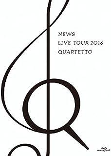 NEWS LIVE TOUR 2016 QUARTETTO(通常盤) [Blu-ray]