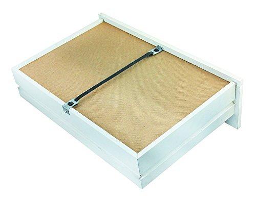 Kit Fix a Drawer para arreglar, reforzar o reparar cajones rotos rápida y fácilmente, 4 unidades.