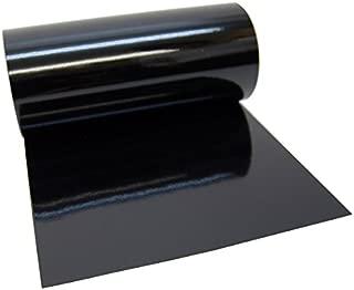 印刷工房 屋外5年カッティング用シート 200mm×5m 黒(ブラック) jk205-black