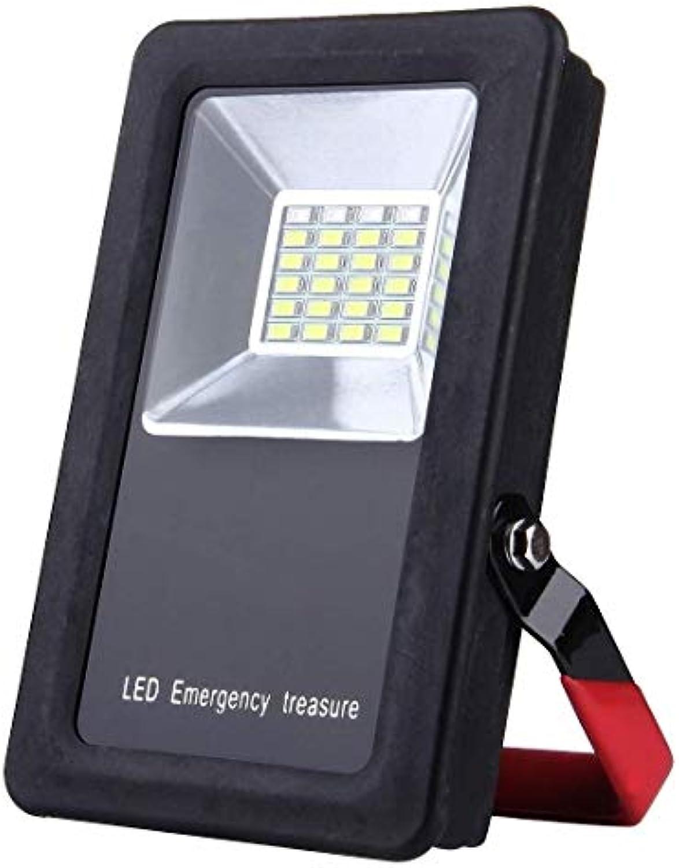 XSWZAQ-aqd wasserdichte Auenbeleuchtung Flutlicht Bringen Sie Unterstützung für bewegliche Weitwinkelstandortleuchten Tragbare Leuchten Suchscheinwerfer