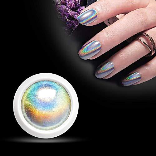 Mode Galerie Manucure Kit Nail Art Conseils faux ongles Starter Kits Paillettes Décoration Glitters couleur aléatoire Set Glitter,Noir