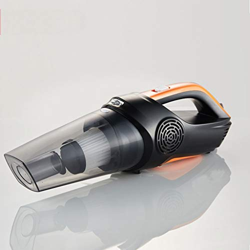 AA--car vacuum cleaner WXXCQ Wired Aspirateur de Voiture avec lumière LED, DC12 Volt/Sec Portable aspirateur de Voiture de Poche pour Voiture, sans Fil
