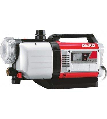 AL-KO Hauswasserautomat HWA 4500 Comfort, 1300 W Leistung, 50 m max. Förderhöhe, 4500 l/h max. Fördermenge, inkl. Vorfilter