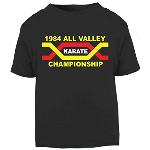 Cloud City 7 1984 All Valley Karate Kid Championship Baby and Toddler Short Sleeve T-Shirt