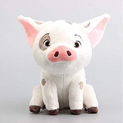"ygnjhol Movie Moana Pet Pig Animals Cute Cartoon Plush Toy Dolls 8"" 20 cm Children Gift"