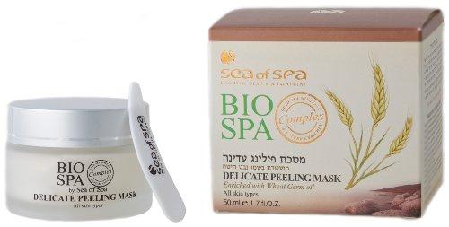'Sea of Spa' Bio Spa Delicate Peeling Mask (all skin types) PARABEN FREE - Bio Spa Peeling masque délicat SANS PARABEN
