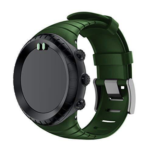 Suunto Core Armband - TPU Sportarmband Uhr Band Strap Erstatzband Uhrenarmband für Suunto Core Samrtwatch